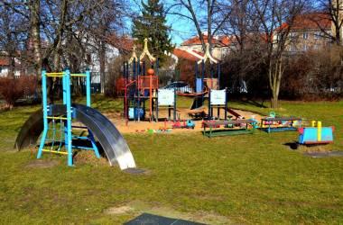 dětské hřiště GreenPoint Strašnice